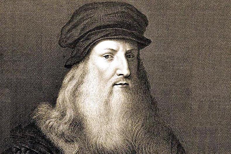 """Леонардо да Винчийн """"Медузагийн бамбай"""""""