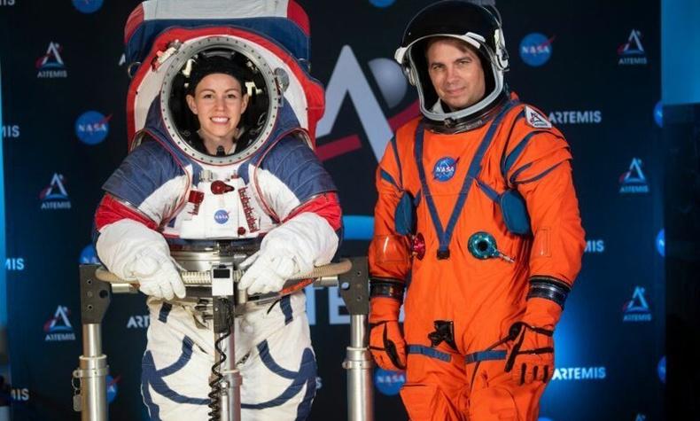 Ангараг гариг, сар луу явах сансрын нисэгчдийн өмсөх хувцсыг танилцуулжээ