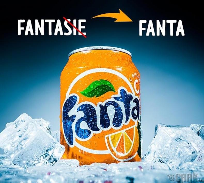 """""""Fanta"""""""
