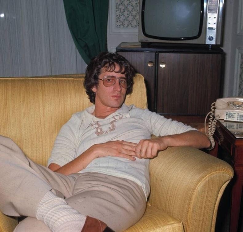 Стивен Спилберг, 1975 он