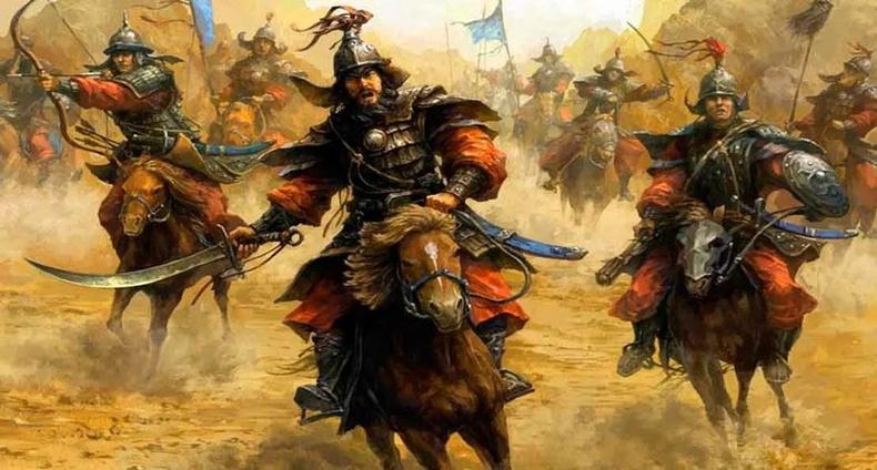 Уухай - Монгол