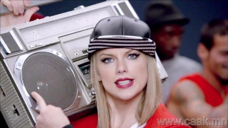 "Taylor Swift – ""Shake It Off"""