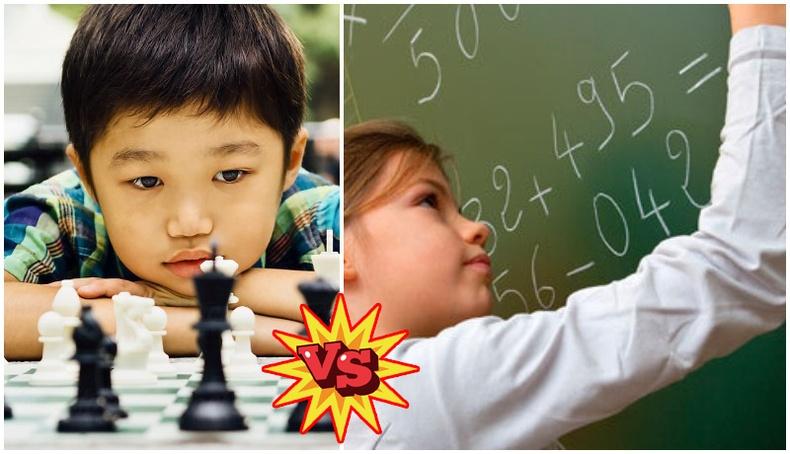 Шатар тоглох нь математикийн чадварыг нэмэгдүүлдэг гэж үнэн үү?