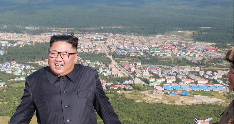 Ким Жон Уны байгуулсан шинэ хоттой танилц!