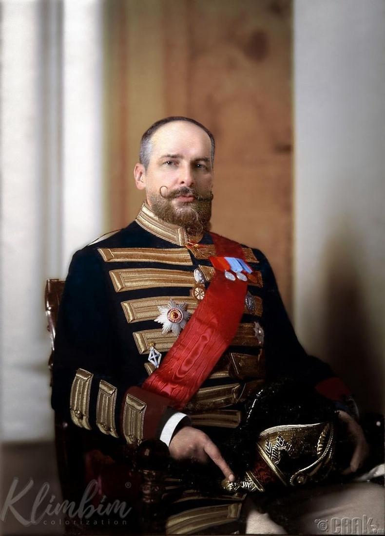 Хаант Орос улсын сүүлчийн ерөнхий сайд Пётр Аркадьевич Столыпин - 1908 он
