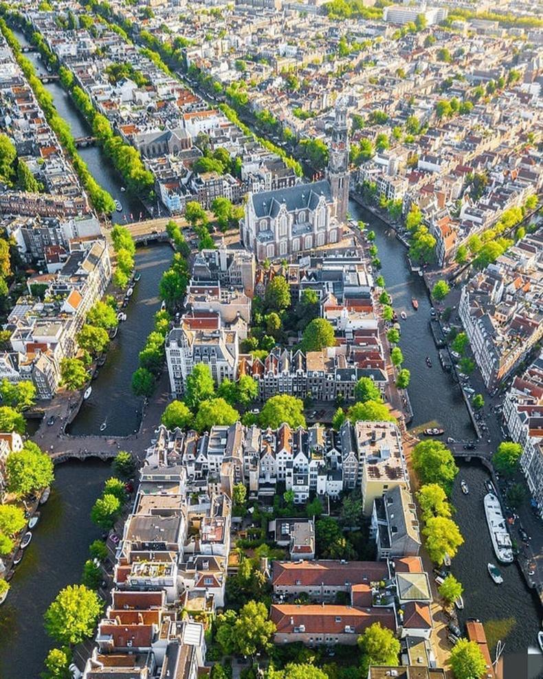 Нидерландын Амстердам хот