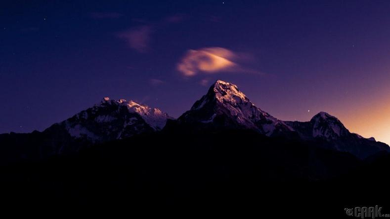 Непалын Аннапурна уул