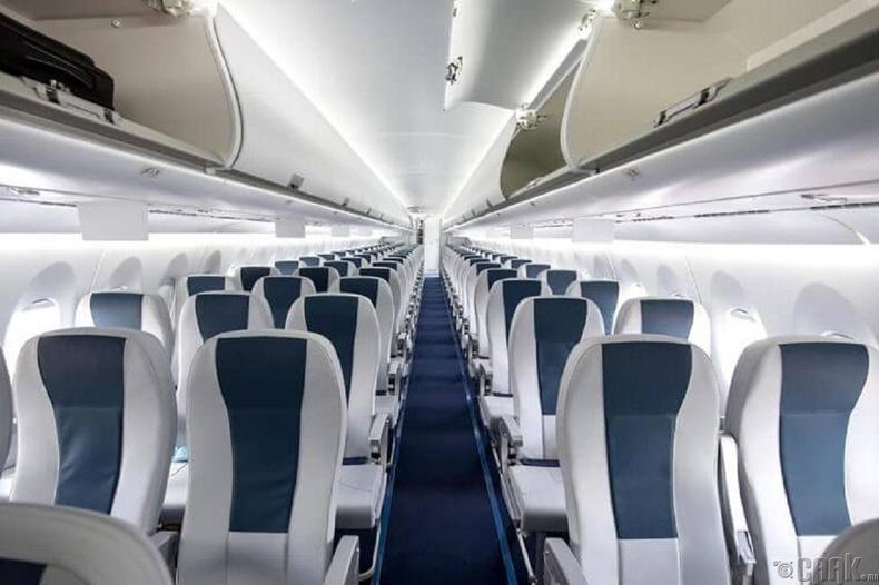 Онгоцны бүхээгийн агаарыг дахин цэвэршүүлэх нь эрүүл мэндэд сөрөг нөлөөтэй байдаг