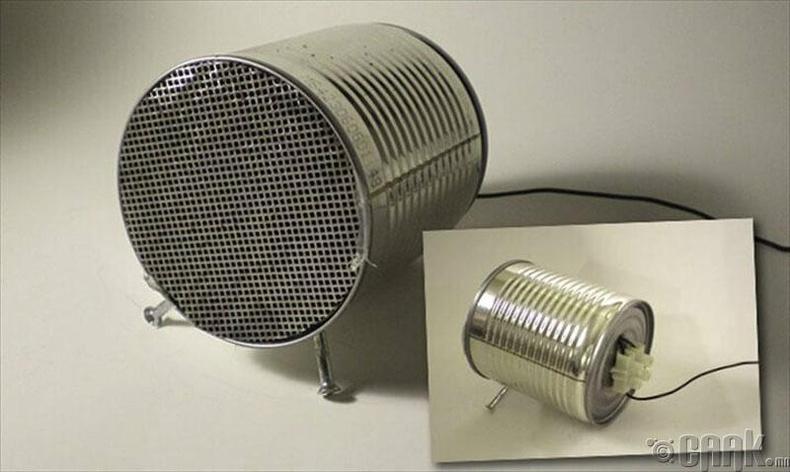 Микрофон, чанга яригч болгон ашиглаарай