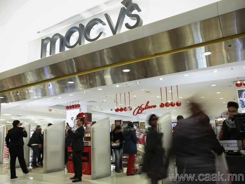 """""""Macy's"""""""