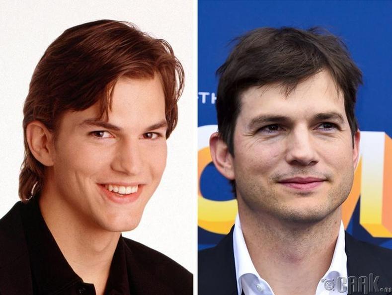 Эштон Катчер (Ashton Kutcher) - Одоо 40 настай