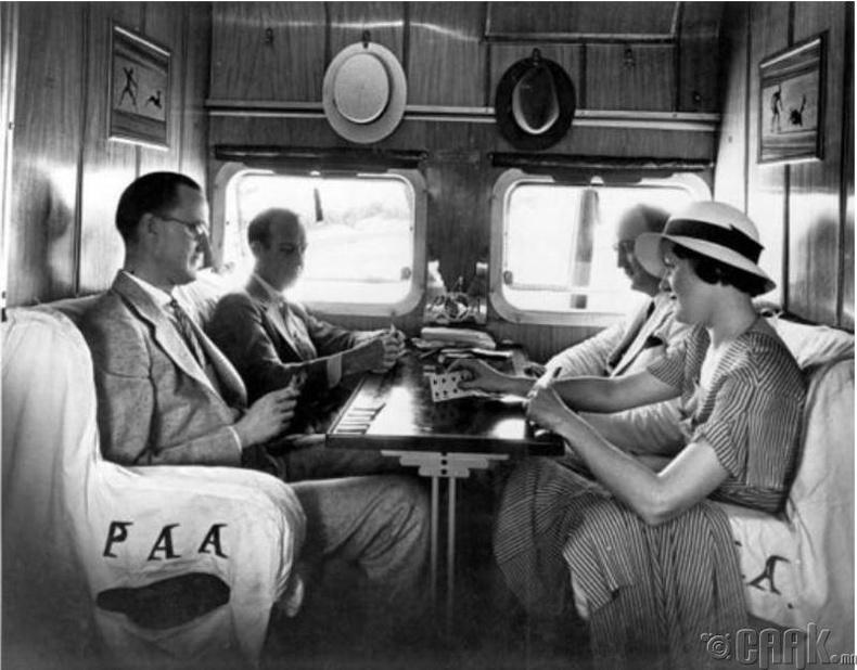 Анхны нийтийн үйлчилгээнд зориулсан 4 хөдөлгүүрт нисэх онгоц - 1931 он