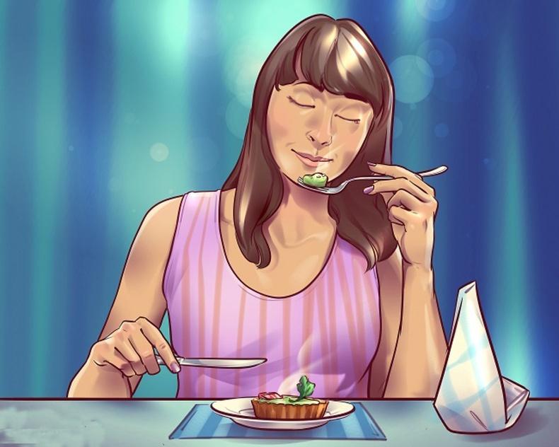 Өөрийгөө хооллоход анхаарал хандуул