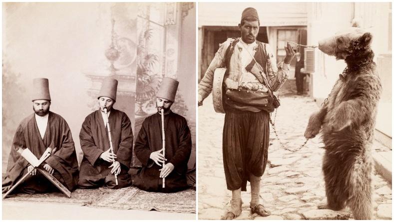 Османы эзэнт гүрнийг харуулсан ховор гэрэл зургууд