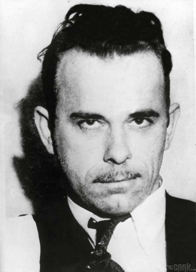 Жон Диллинжер (John Dillinger)