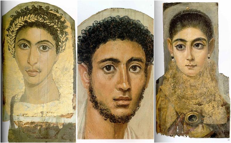 2000 жилийн өмнөх Египетчүүдийн зураг олджээ!