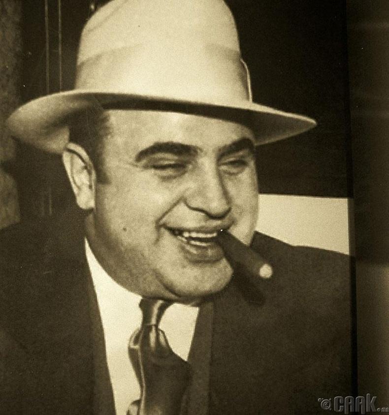 Аль Капоне (Alphonse Gabriel «Great Al» Capone)