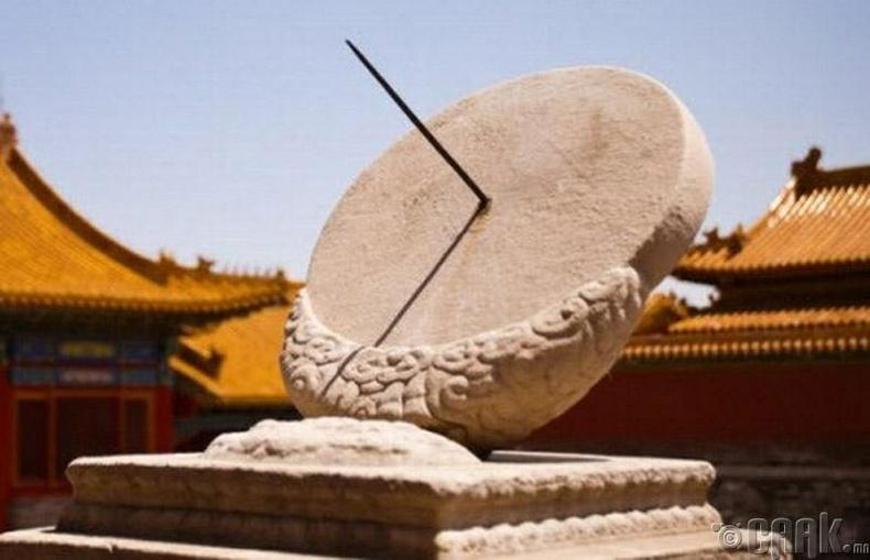 Хятадын гномон буюу хуанли тогтоогч