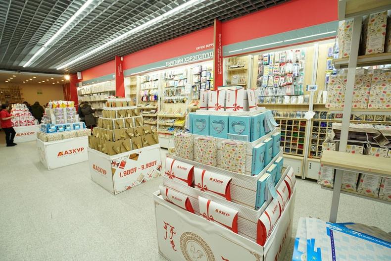 Олонд хэрэгтэй оюунлаг бэлэг худалдаанд гарлаа