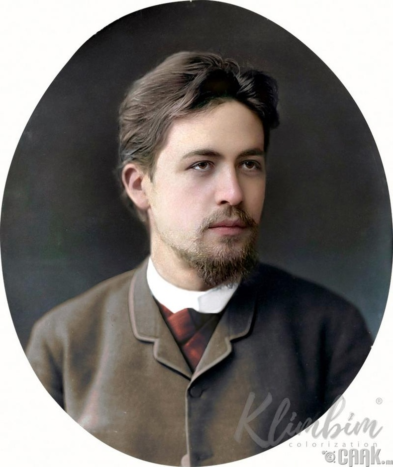 Зохиолч Антон Павлович Чехов - 1887 он