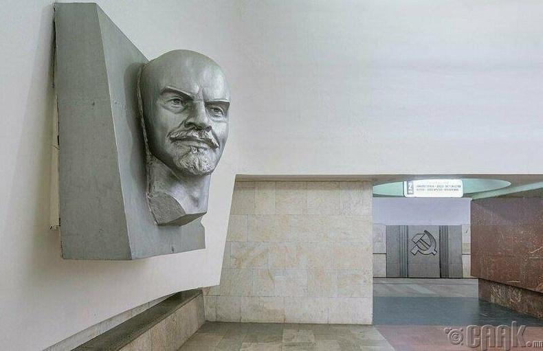 Ильичийн талбайн зогсоол, Москва