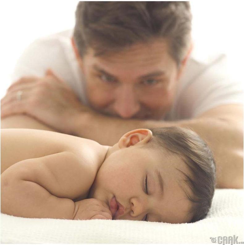 """""""Би хүүхдэд их хайртай. Өөрийгөө сайн аав болно гэж боддог"""""""