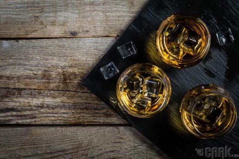 Хортой согтууруулах ундаа