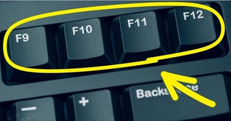 """Компьютерийн гаран дээрх """"F1-F12"""" товчлуурууд ямар үүрэгтэй вэ?"""