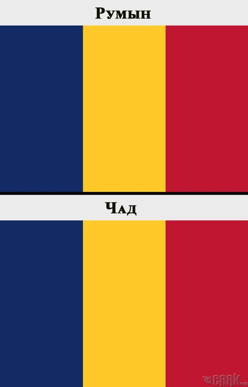 Румын, Чад