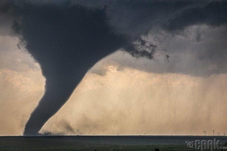 Торнадо салхи болон салхин сэнс