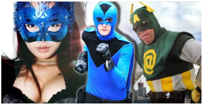 Жинхэнэ амьдрал дээрх 10 супер баатар