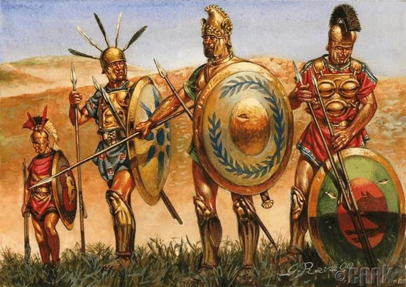 Гладиаторууд зохион байгуулалттай, нэгдмэл байсан