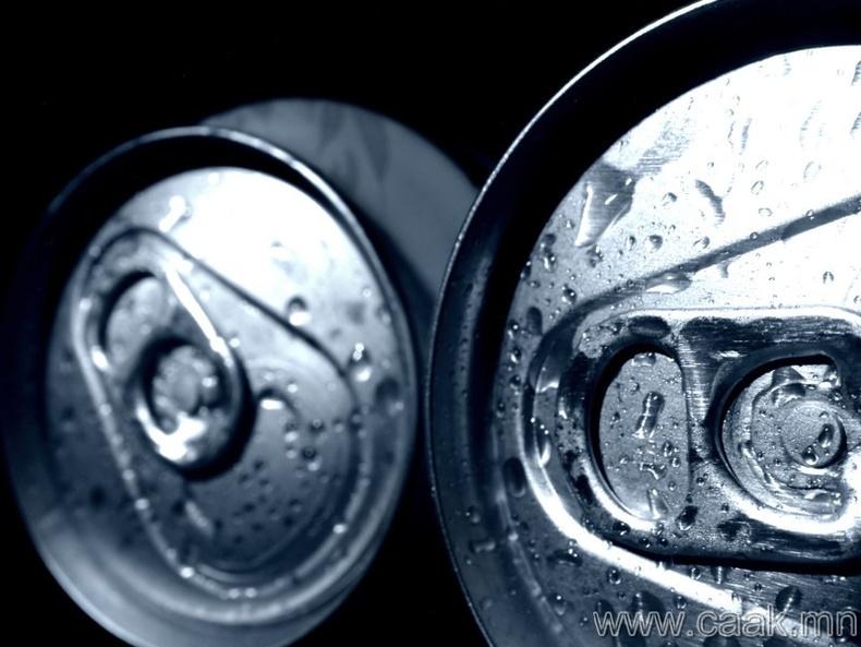 Хийжүүлсэн чихэртэй ус