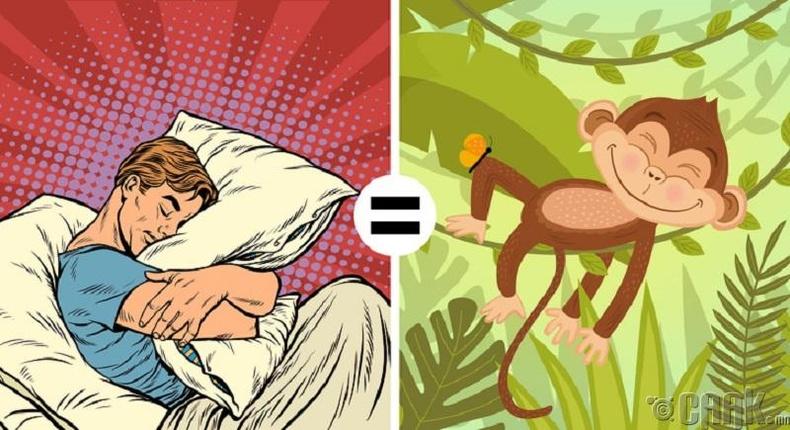 Олон хүн унтаж байхдаа тийчилдэг