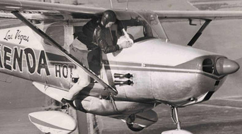 """Түүхэн дэх хамгийн удаан нислэг - """"Сессна"""" онгоцоор 64 хоногийн турш газардалгүй ниссэн түүх"""