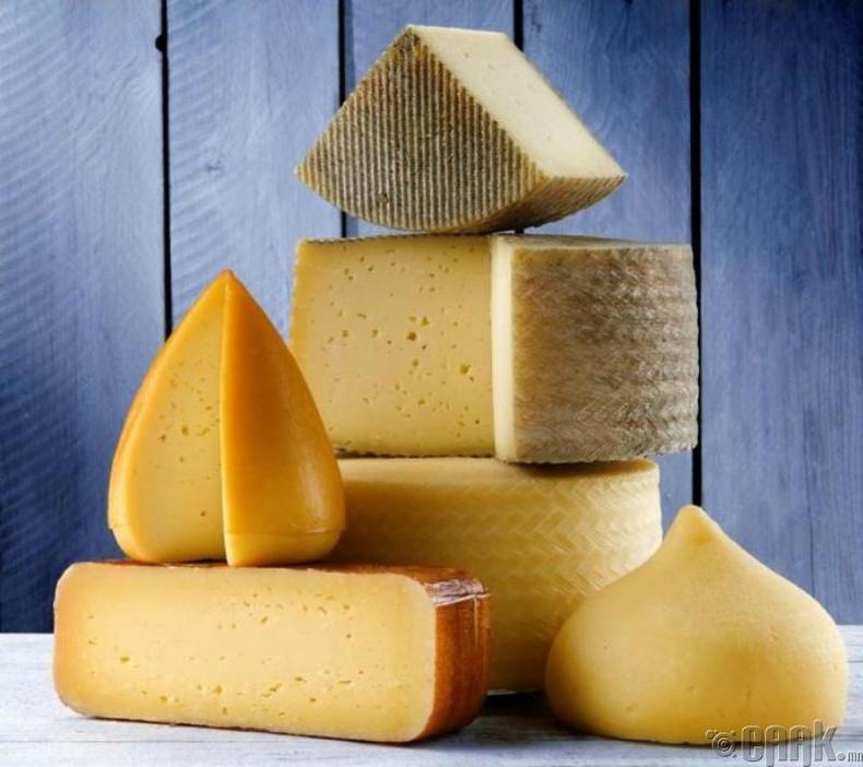 Сыр буюу бяслаг