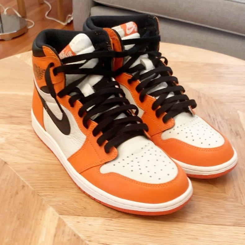 Арван хоёр дахь солио: Nike Hyperdunks-Jordan 1 Reverse Shattered Backboards
