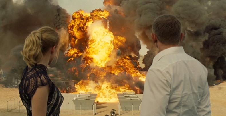 """""""007: Spectre"""" (2015)"""