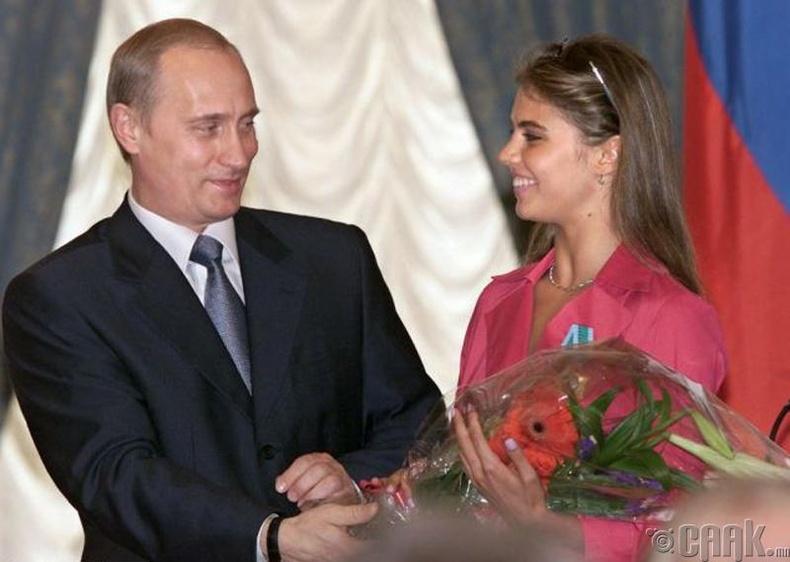 Алина Кабаева (Alina Kabaeva)