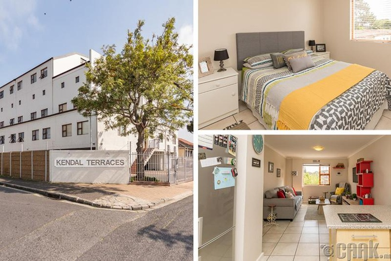 Өмнөд Африк, Кэйптаун хот - 55 м.кв байшин