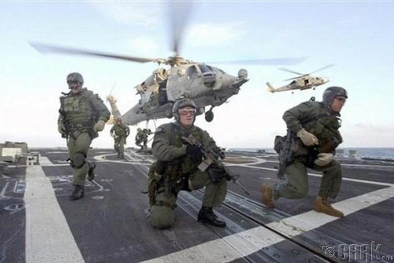 """""""Navy SEALS"""", АНУ"""
