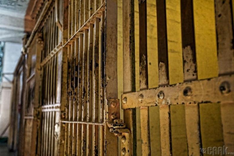 Гитарамагийн төв хорих газар (Gitarama Central Prison), Руанда