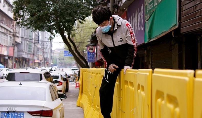 Амь орж буй Ухань хот (Фото сурвалжлага)