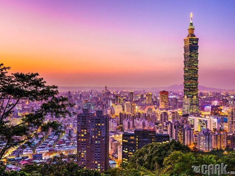Тайвань (ДНБ: $52.304)