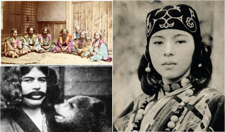 Японы уугуул Айну хүмүүсийн тухай сонирхолтой баримтууд