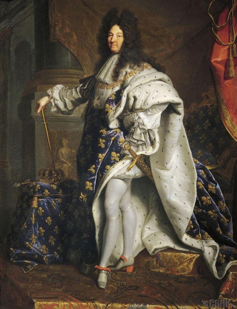 14-р Луи (1638 — 118)