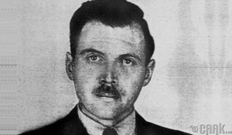 Иосеф Менгелэ (Josef Mengele)