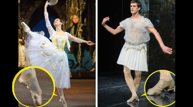 Эрэгтэй балетчдын тухай хөшигний ар дахь сонирхолтой баримтууд