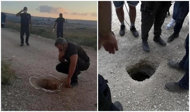 Израилийн өндөр хамгаалалттай шоронгоос 6 палестин эр хонгил ухан оргожээ