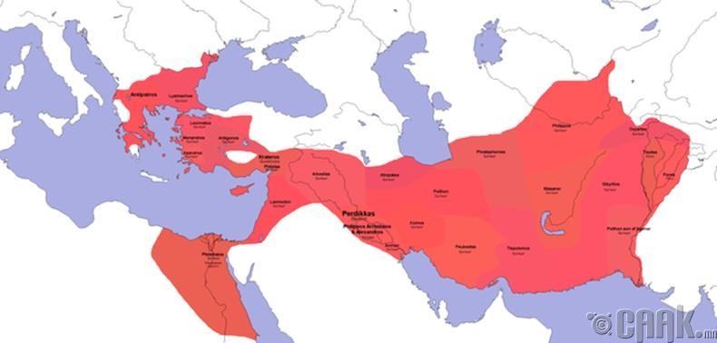 Македоны эзэнт гүрэн